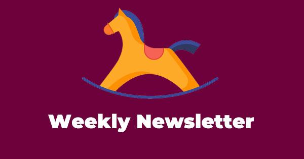 Newsletter week ending 17 September 2021
